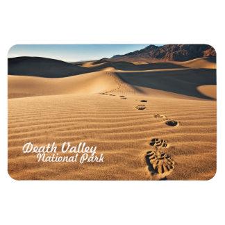 デスヴァレー国立公園の砂丘 マグネット