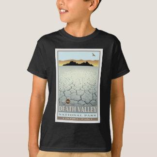 デスヴァレー国立公園3 Tシャツ
