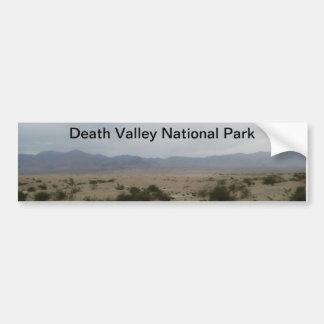 デスヴァレー国立公園 バンパーステッカー