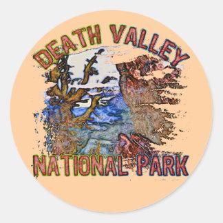 デスヴァレー国立公園 ラウンドシール
