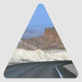 デスヴァレー11 三角形シール