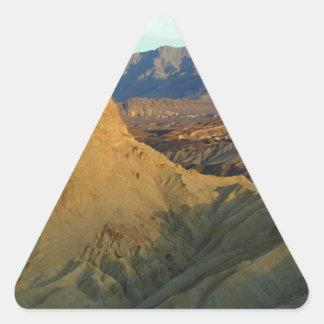 デスヴァレー13 三角形シール