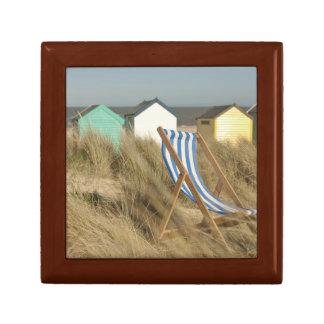 デッキチェアおよびビーチ小屋| Southwoldのサフォーク ギフトボックス