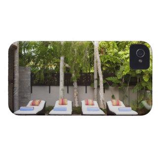 デッキチェアの熱帯家 Case-Mate iPhone 4 ケース