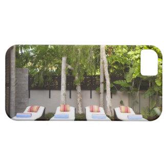 デッキチェアの熱帯家 iPhone SE/5/5s ケース