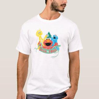 デッキホールのセサミストリート Tシャツ