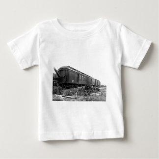 デトロイトおよびMackinacの鉄道の郵便車 ベビーTシャツ