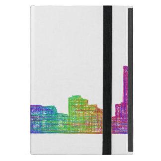 デトロイトスカイライン iPad MINI ケース