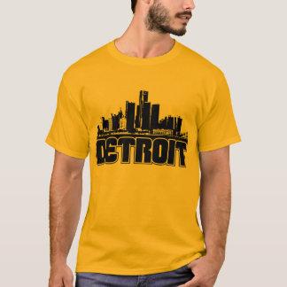 デトロイトスカイライン Tシャツ