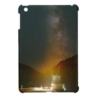 デトロイトダム上の銀河 iPad MINIケース