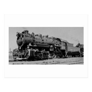デトロイトトレド及びIrontonの海岸線エンジン115 ポストカード