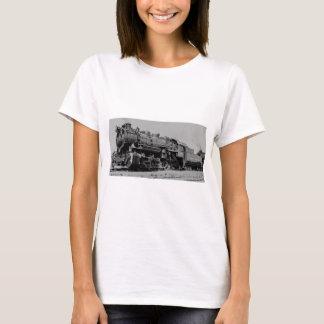デトロイトトレド及びIrontonの海岸線エンジン115 Tシャツ