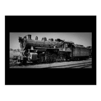 デトロイトトレド及びIrontonの鉄道エンジン17 ポストカード