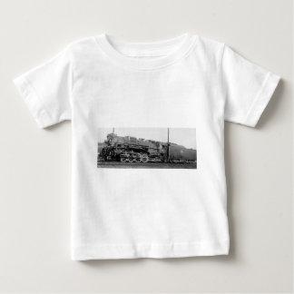 デトロイトトレド及びIrontonの鉄道エンジン811 ベビーTシャツ