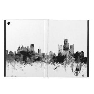 デトロイトミシガン州スカイライン iPad AIRケース