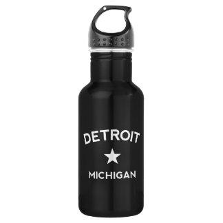 デトロイトミシガン州 ウォーターボトル