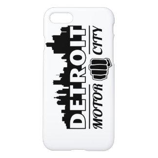 デトロイトモーター都市スカイラインのiPhoneの場合 iPhone 8/7 ケース