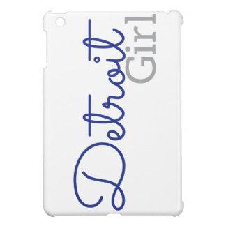 デトロイト女の子 iPad MINIケース