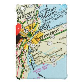 デトロイト iPad MINIケース