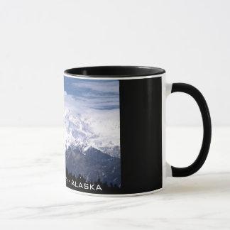 デナリ、アラスカ マグカップ