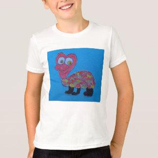 デニスの子供の基本的なアメリカの服装のTシャツ Tシャツ