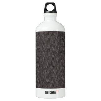 デニムは縞で飾ります ウォーターボトル