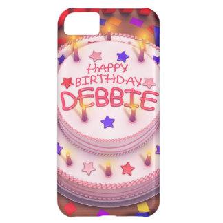 デビーのお誕生日ケーキ iPhone5Cケース