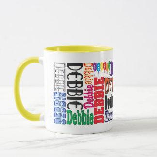 デビーのコーヒー・マグ マグカップ