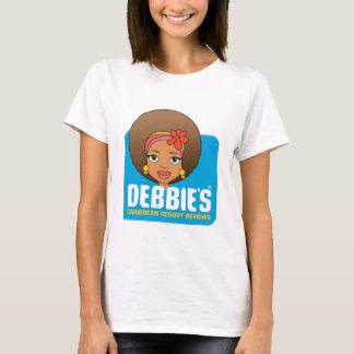デビーのロゴT Tシャツ