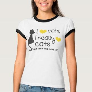 デビーの猫好きのTシャツ Tシャツ