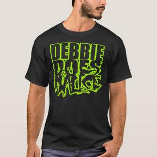デビーは悪意をします Tシャツ