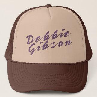 デビーギブソンのトラック運転手の帽子 キャップ