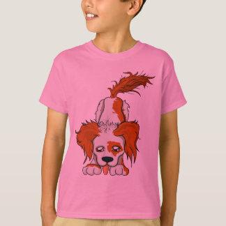 デビー犬 Tシャツ