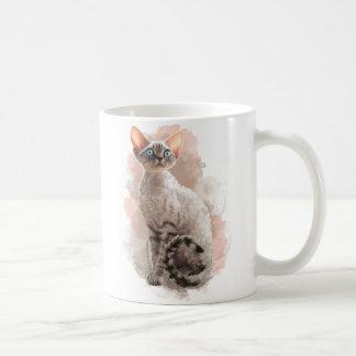 デボンのレックスSofi コーヒーマグカップ