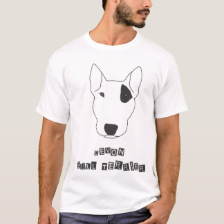 デボンブルテリア-パッチ Tシャツ