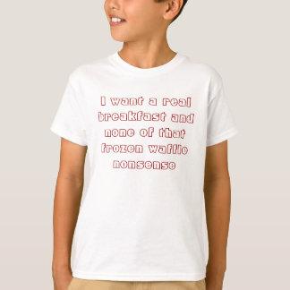 デマンドが高い週末シリーズ1 Tシャツ