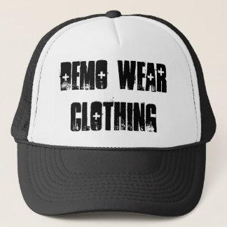 デモの衣服の衣類の帽子 キャップ