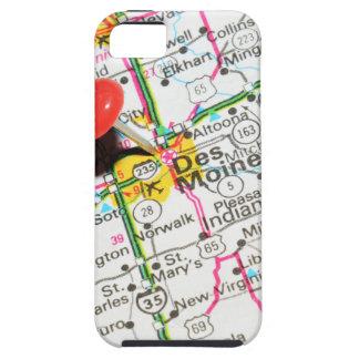 デモイン、アイオワ iPhone SE/5/5s ケース