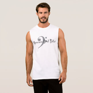 デュエット(低音)の人の筋肉タンク 袖なしシャツ
