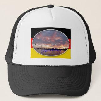 デュッセルドルフの日没の帽子 キャップ