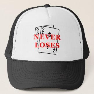 デュースは決して帽子を失いません キャップ