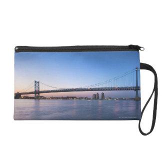 デラウェア川のベンフランクリン橋 リストレット