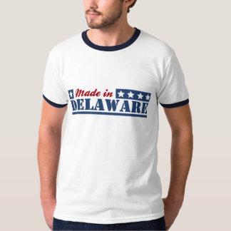 デラウェア州で作られる Tシャツ