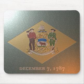 デラウェア州の旗 マウスパッド
