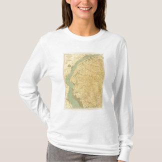 デラウェア州を下げて下さい Tシャツ