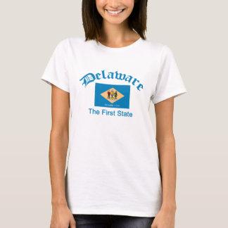 デラウェア州ニックネーム Tシャツ