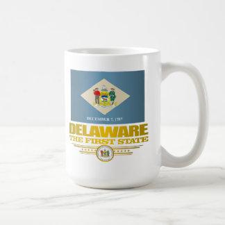 デラウェア州プライド コーヒーマグカップ