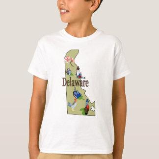 デラウェア州子供のTシャツ Tシャツ