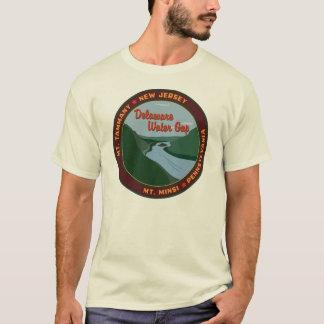 デラウェア州水ギャップ Tシャツ