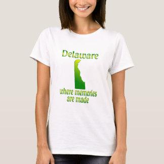 デラウェア州記憶 Tシャツ